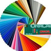 Цветная пленка Oracal